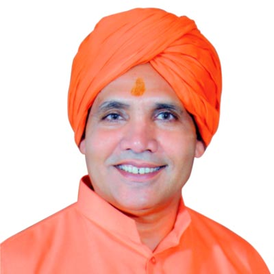 Founder Chancellor Mehant Chand Nath ji